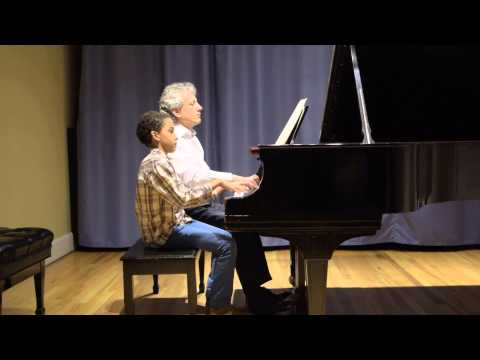 Bloomingdale School of Music 3/7/15 Piano Project: