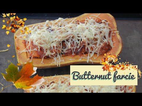 recette-butternut-farcie