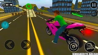 Kids MotorBike Stunt Rider 3D New Moto Unlocked - Android GamePlay 2017