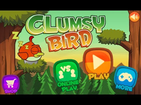 Clumsy Bird UNLIMITED GEMS, NO ADS, HIGHSCORE ✿ (Tutorial)