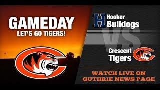 State Semifinals: Crescent Football vs Hooker