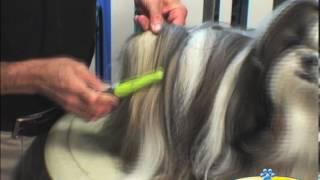 FURminator - 2. Step grooming process