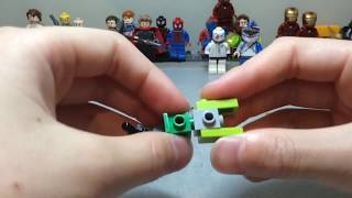 LEGO Fortnite - (Wild Card, Chomp Sr, Crowbar, Minigun, burst AR, semi automatic sniper)