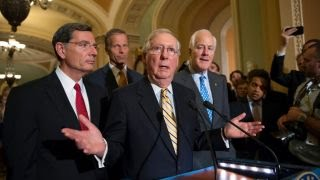 Do 50 votes show promise of passing GOP health care bill?