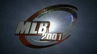 MLB 2001 Intro