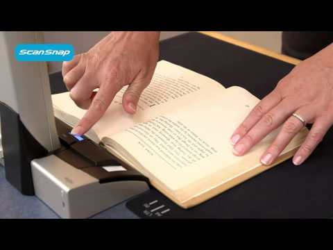 Fujitsu ScanSnap SV600 Contactless Scanner: An Overview