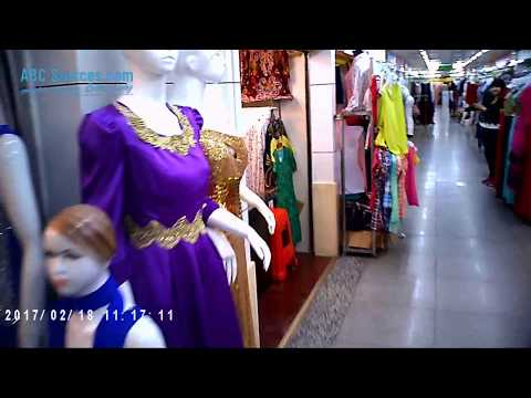Liuhua clothing wholesale market