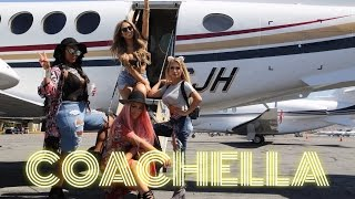 Too peda for Coachella Vlog  | iluvsarahii
