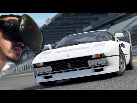 FERRARI 288 GTO - PROJECT CARS 2 VR - GAMEPLAY HTC VIVE