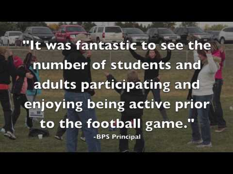 FUTP 60 Healthy Tailgate Impact Video