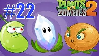 Растения против Зомби 2 - Далекое Будущее: 13-18 дни - ВЫСАДКА НА МАРСЕ