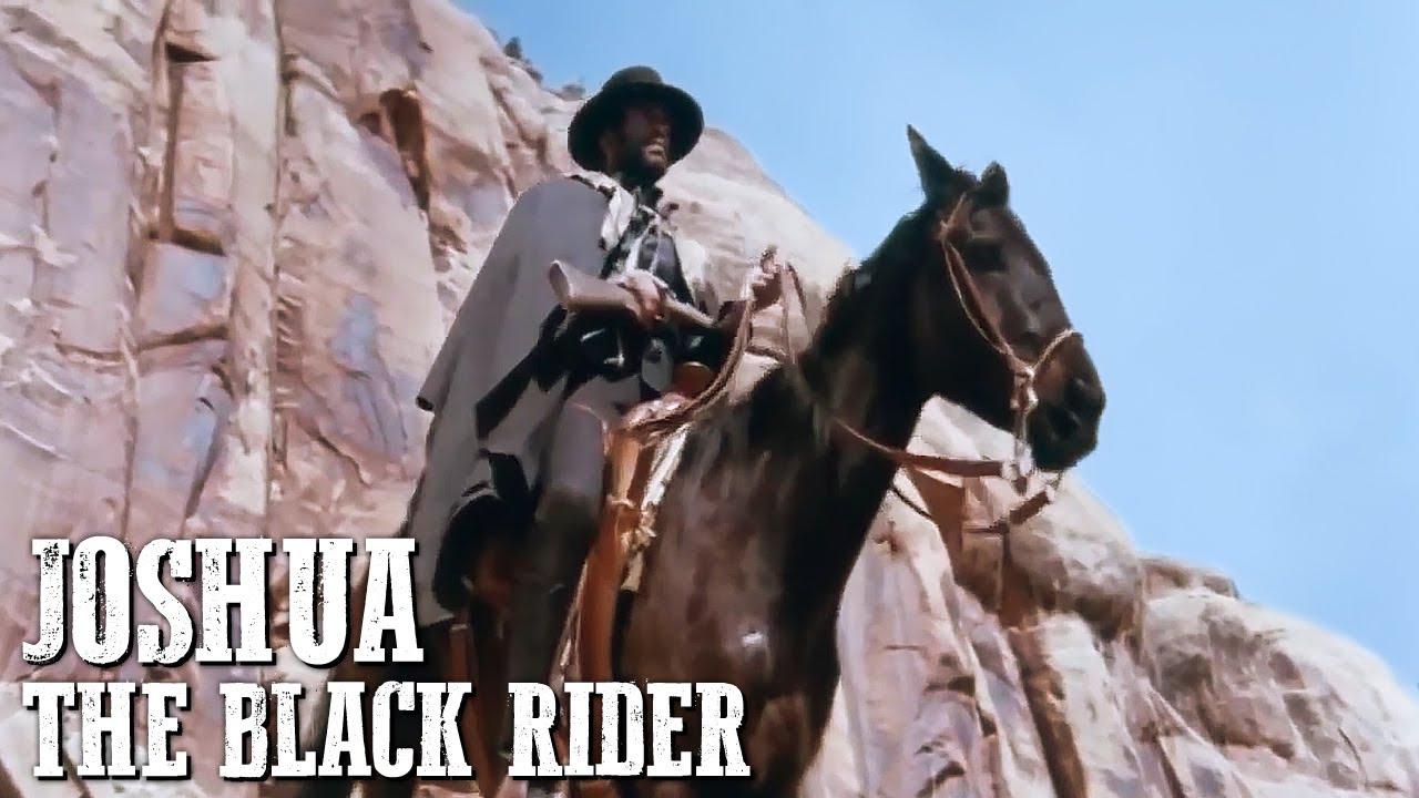 Download Joshua The Black Rider   WESTERN   Wild West   Action Cowboy Movie   Full Length   Civil War