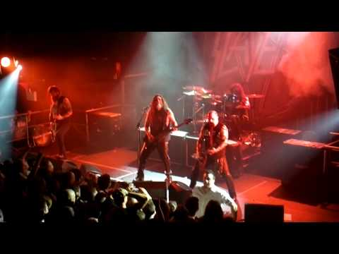 Slayer - Postmortem / Hate Worldwide / At Dawn They Sleep - 1.7.2014 The Academy, Dublin, Ireland