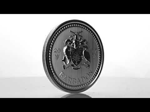 Barbados Trident Bullion Coin Program   Gold & Silver Coins
