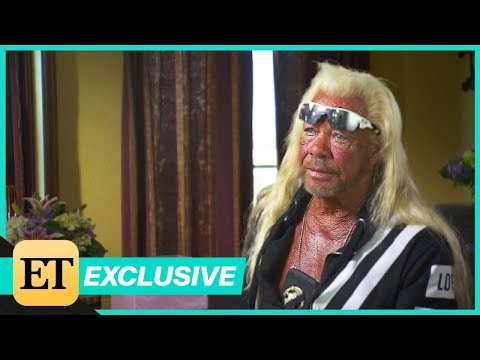 Dog The Bounty Hunter In Tears Talking Life Without Wife Beth Chapman | Exclusive