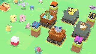 Pokémon Quest Unlock 50 Legendary Pokémon (Pokémon: Let's Go)