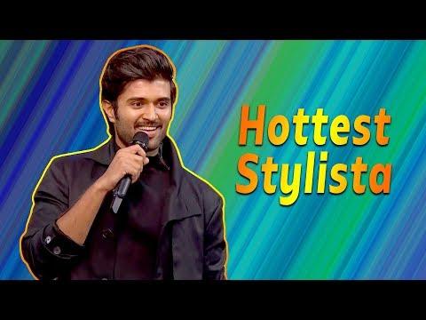 Arjun Reddy Star Vijay Devarakonda Wins Hottest Stylista