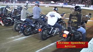 Harley Race 1 Sept 8th 2012 Costa Mesa Speedway Harley Night