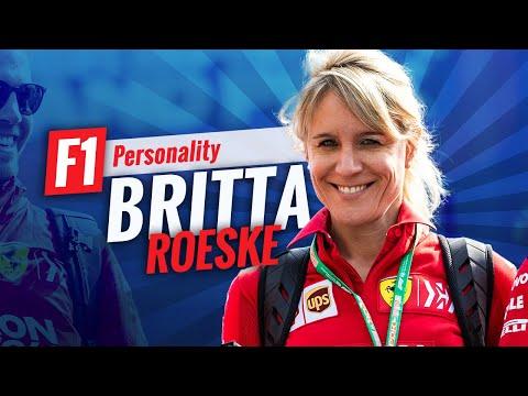 BRITTA ROESKE: THE WOMAN BEHIND F1'S SEBASTIAN VETTEL