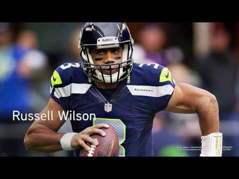 Russell Wilson: NFL Quarterback With a Mission