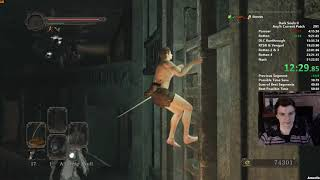 DS2 Any% Speedrun in 50:57 (Current Patch/World Record)