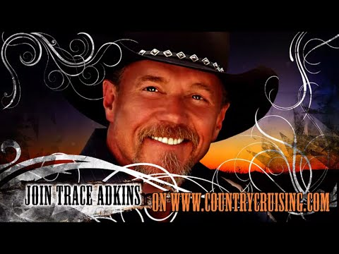 TRACE ADKINS | Country Music Festival at Sea