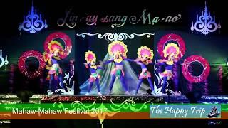 Mahaw-mahaw مهرجان 2017 | Brgy. Ma-ao ، باجو المدينة
