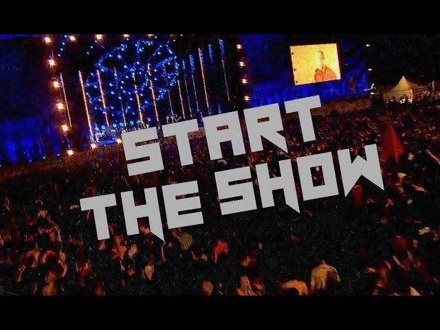 Danko Jones - Start The Show (Official Lyric Video)