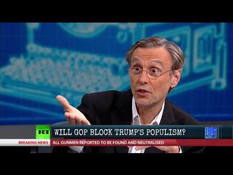 Rumble: Will the GOP Block Trump's Populism?