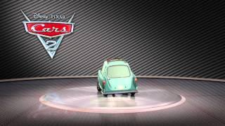 CARS 2 - Professor Z