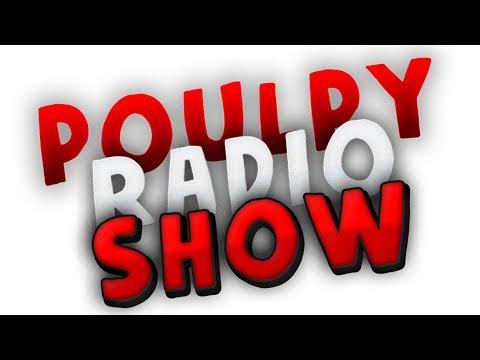 LANCEMENT DU POULPY RADIO SHOW (LIBRE ANTENNE) !!