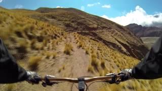 Travesía Cerro Negro-Malcante y manzano en MTB (Salta-Argentina) PARTE 1