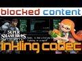 INKLING vs Snake CODEC Conversation (Super Smash Bros. Ultimate)