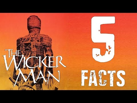 The Wicker Man (1973) Five Facts