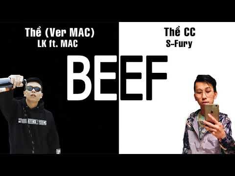 (2019) Battle : Thề (Ver MAC) - LK ft. MAC & Thề CC - S Fury