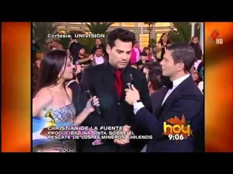 Alfombra Verde - Grammy Latinos 2010