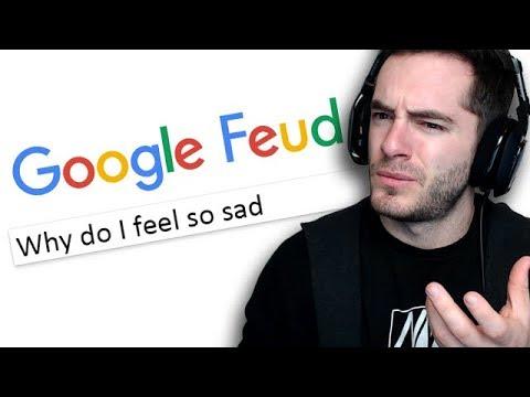Google, why do I feel so sad?
