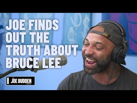 Joe Finds Out The Truth About Bruce Lee   The Joe Budden Podcast
