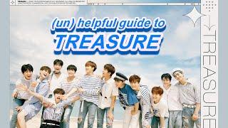Download [2/2] (un)helpful guide to TREASURE