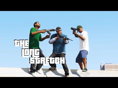 GTA 5 PC: The Long Stretch [GTA V Short Movie] #1