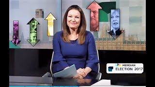General Election 2017 Result Friday 9th June ITV News Meridian (Thames Valley Edition)