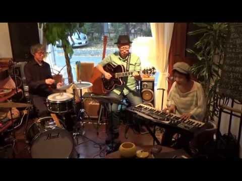 It's You Or No One - Tricera Jet Graffitti (trio) - Tokyo - 2014 Jazz
