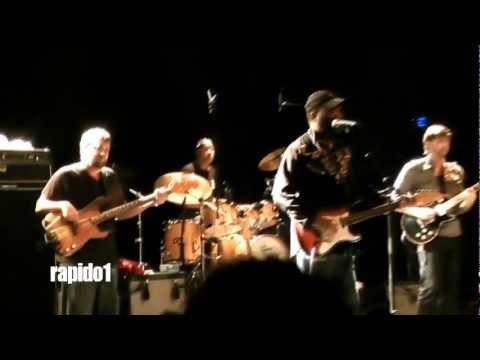 Otis Taylor Just Live Your Life Massy 2012 Trance Blues