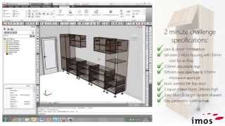 Imos Cad Cam - 2 Minute Challenge