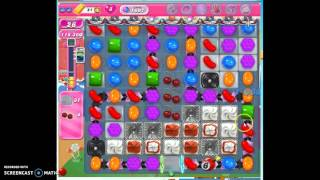 Candy Crush Level 1697 help w/audio tips, hints, tricks