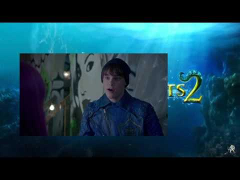 Descendants 2 - Ben Tries To Talk To Mal