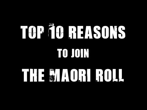 RealRevTalk: Top 10 Reasons to Join Māori Roll