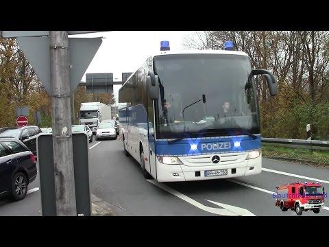 8x Bundespolizei + ZPKW Polizei Köln
