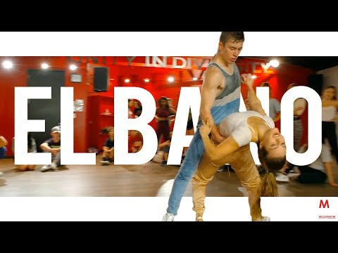 Enrique Iglesias - El Bano Choreography With Hamilton Evans & Brinn Nicole