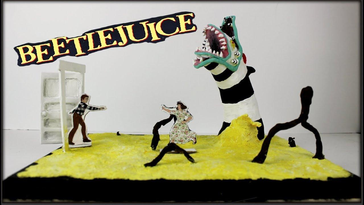 Beetlejuice Sandworm Youtube